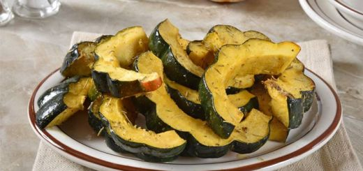 Herb Roasted Acorn Squash