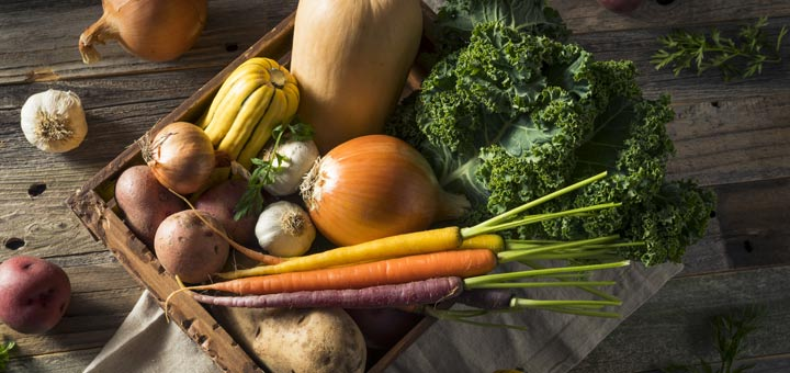 7 Fall And Winter Superfoods You Need Right Now