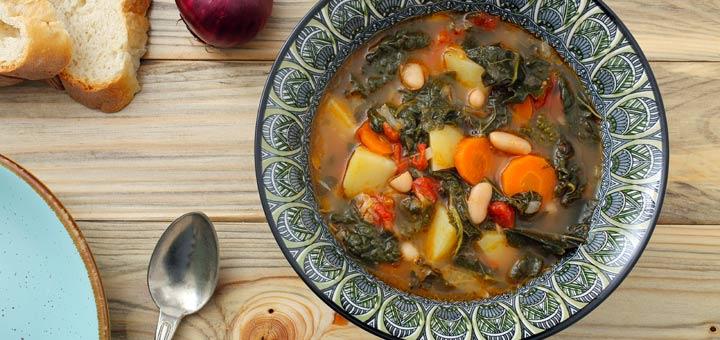 Detox Vegetable Soup
