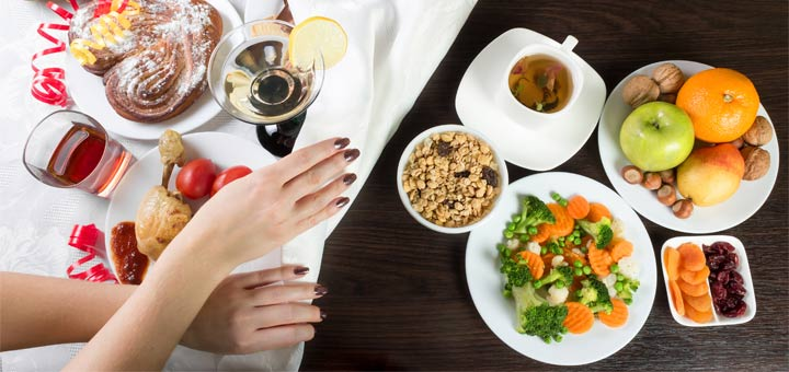 Holiday Health 101: Tips And Tricks For Healthy Eating