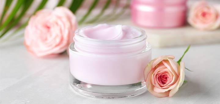 DIY Green Tea And Rose Facial Cream
