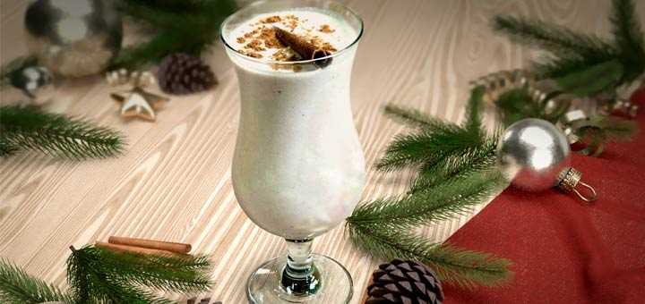 Vegan Eggnog For The Holidays