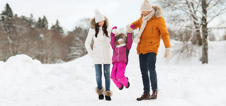 These Are The Safest Holiday Activities For Your Family