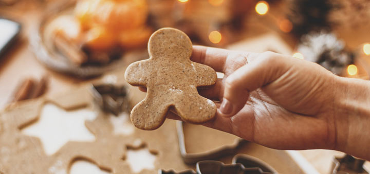 Best Vegan Gingerbread Man Cookies