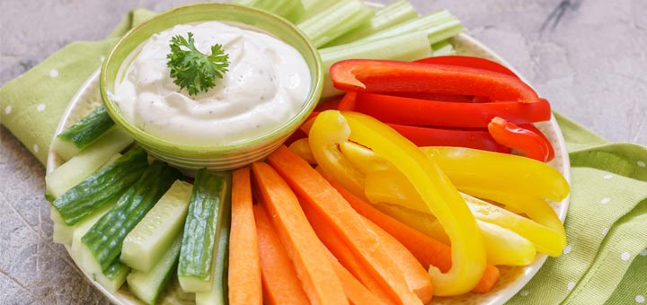 Raw Vegan Cucumber Ranch Dressing