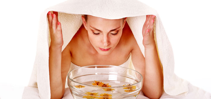 Pamper Yourself And Soothe Your Skin With This DIY Facial Steam