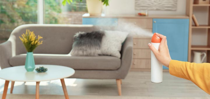 Are Indoor Air Fresheners Polluting Your Home With Toxins?