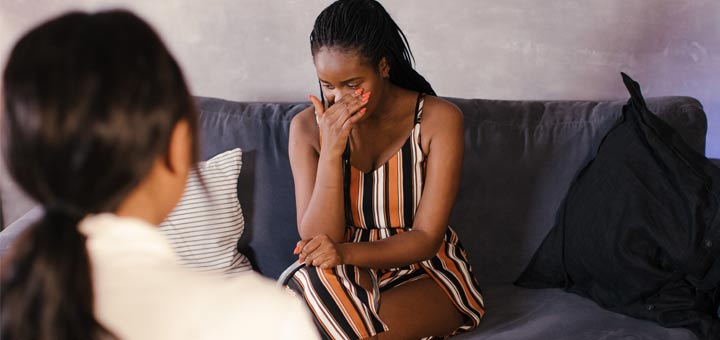 Challenging The Mental Health Stigma In The Black Community