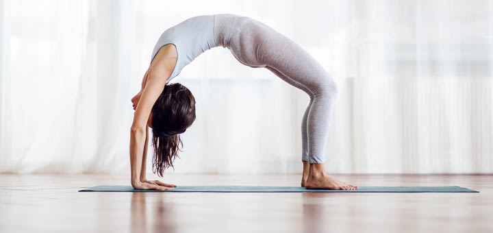 6 Yoga Poses That Can Help Improve Thyroid Health