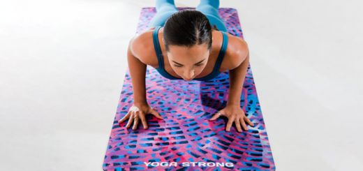 Dherbs Partners With Yoga Strong For First-Ever Yoga Collection