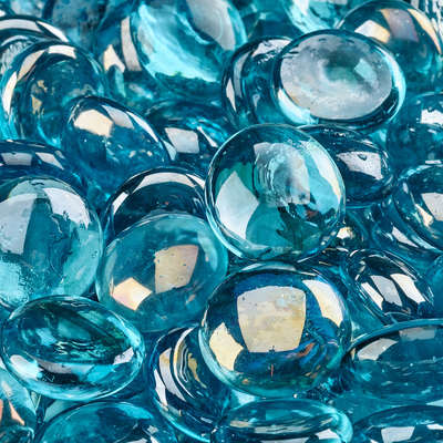 Fire Glass Beads
