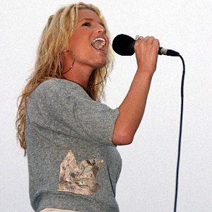 hostsinger Brittney Spears