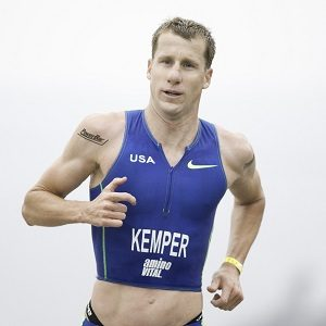 Celebrated Athletes Hunter Kemper (Olympian)