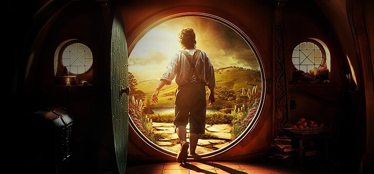 Screenshot of The Hobbit
