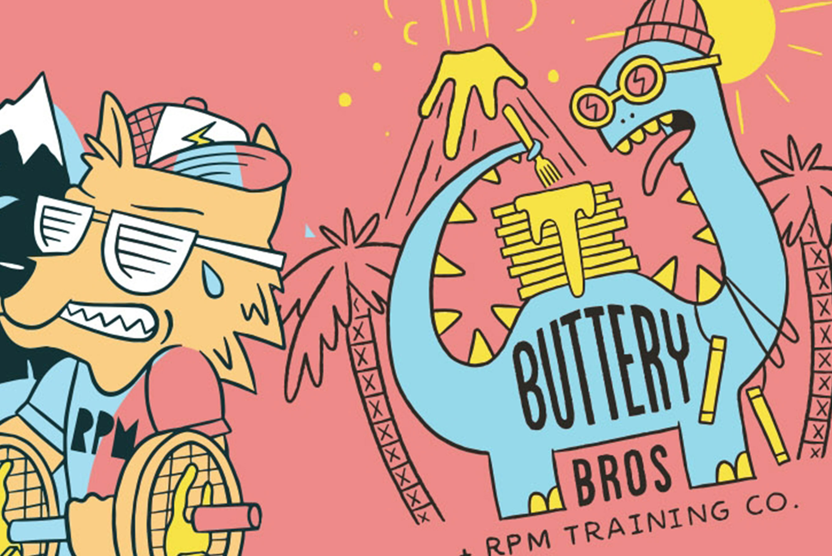 The Buttery Bros