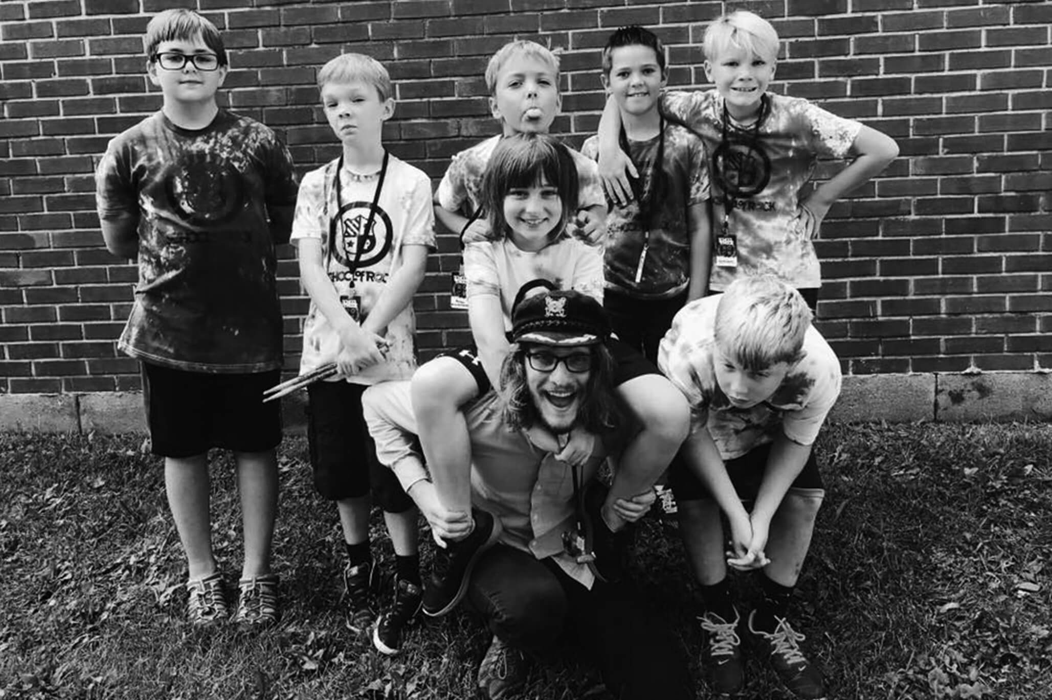 Performance Camp - PUNK Rock and Roll Boot Camp March 11-15, 2019 Ages 9-11