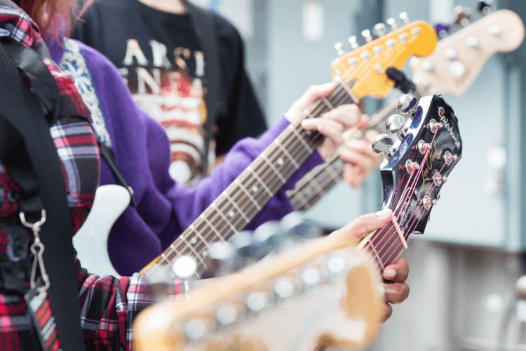 Beginner Guitar Camp - Summer 2019