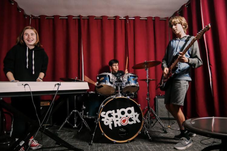 Spring Break  - Rock Boot Camp