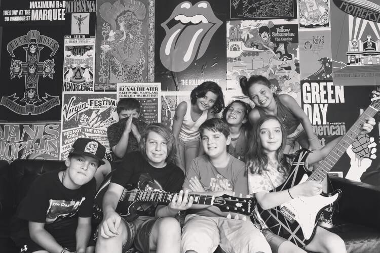 90's Rock Week-Long Workshop