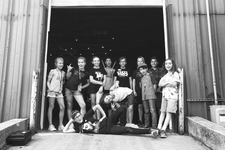 Green Day Week-Long Workshop