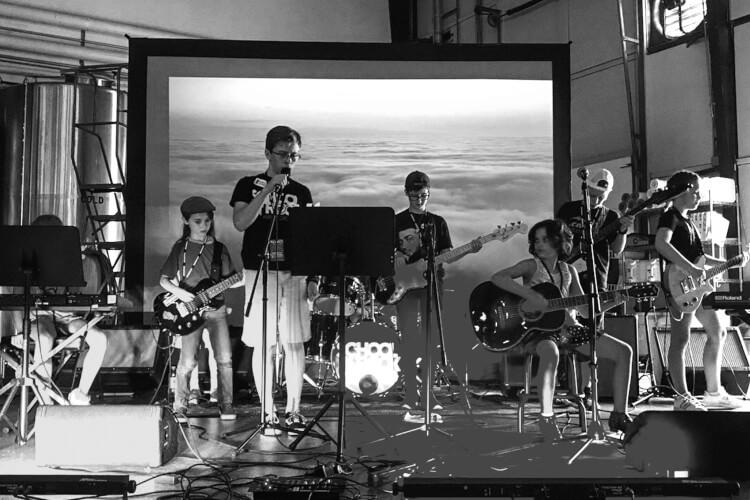 Classic Rock Week-Long Workshop