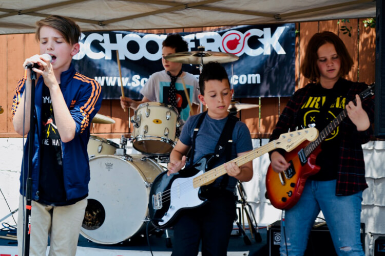 Indie Rock Full Day Camp