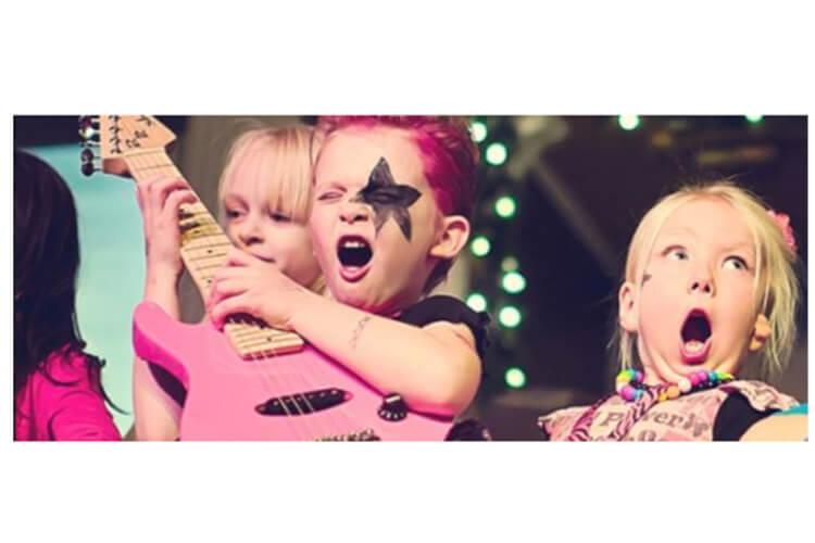 Kinder Rock Pals Camp