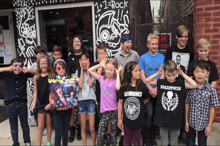 Ramones Camp