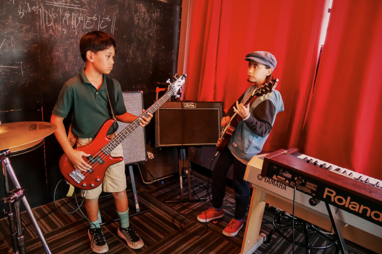 Rock 101 Summer Camp, Ages 6+