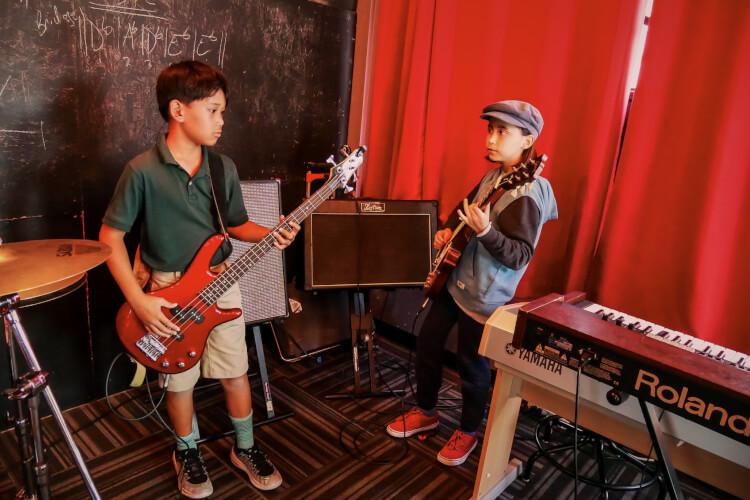 Rock 101 Workshop