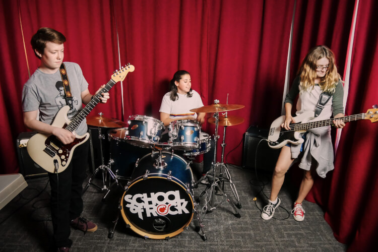 Classic Rock Rewind Performance Camp