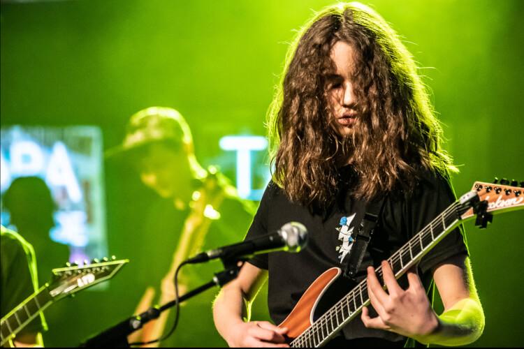 Guitar Shredding Camp
