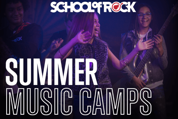 Summer Rocks! Rock 101 Performance Music Camp (Ages 8-18)
