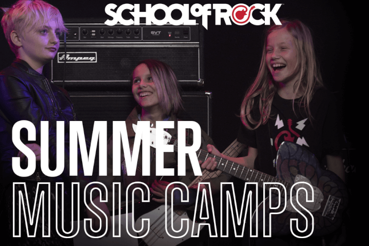 Summer Rocks! Rookies Camp (Ages 5-7)