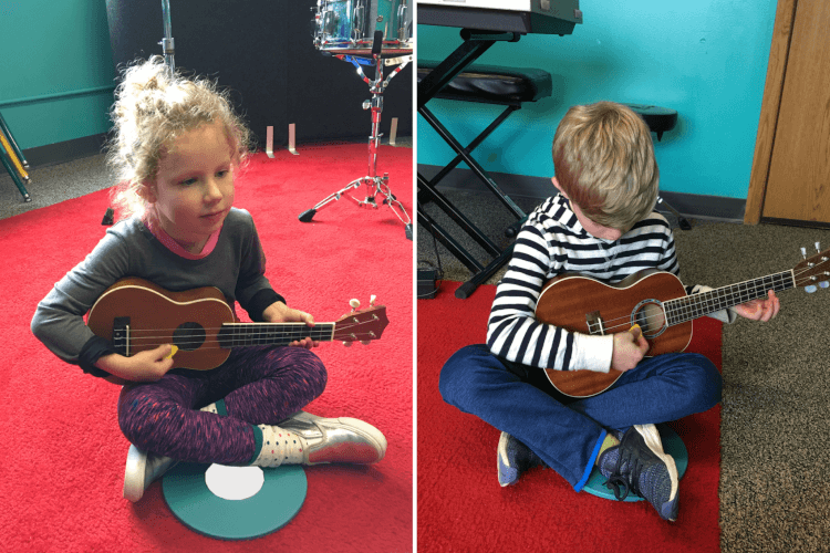 Beginner Ukulele Camp // AGES 5.5 - 9 // Summer 2019