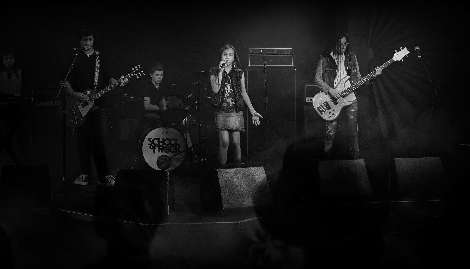 School Of Rock Rock 101 Music Program Ages 8 13