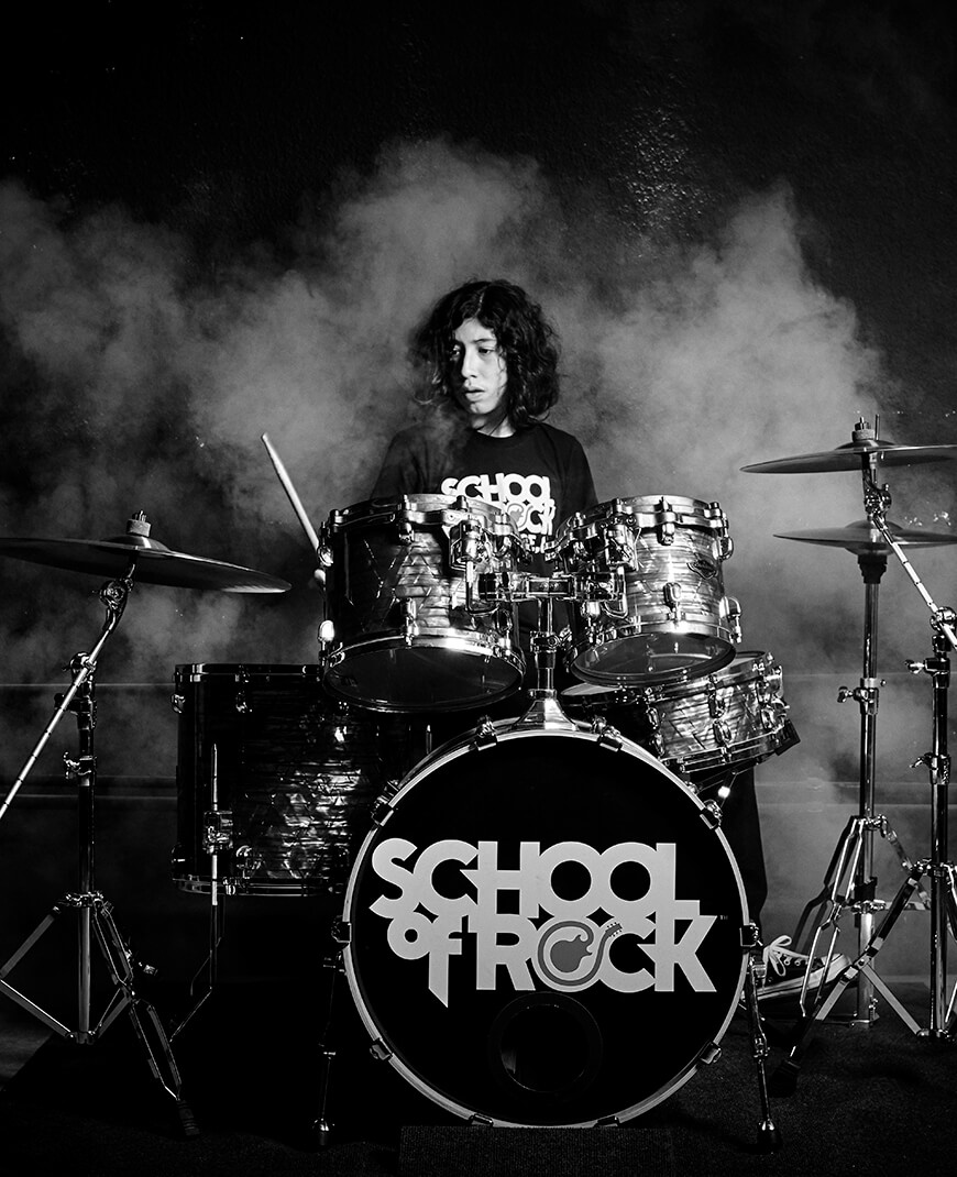 drum lessons for teens