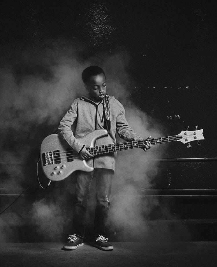 bass guitar lessons for preschoolers