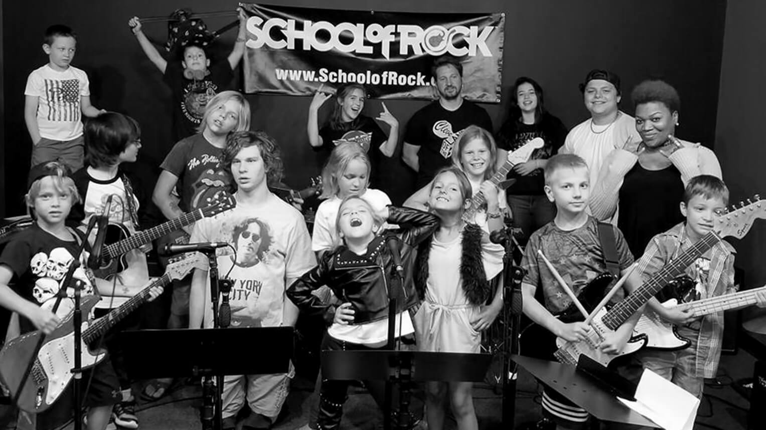 Local Summer Music Workshops at School of Rock