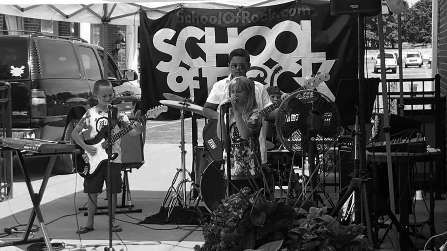 Local Spring Music Workshops at School of Rock