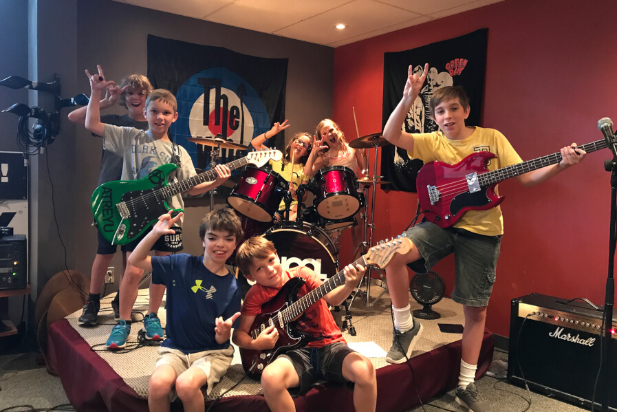 summer camp school of rock