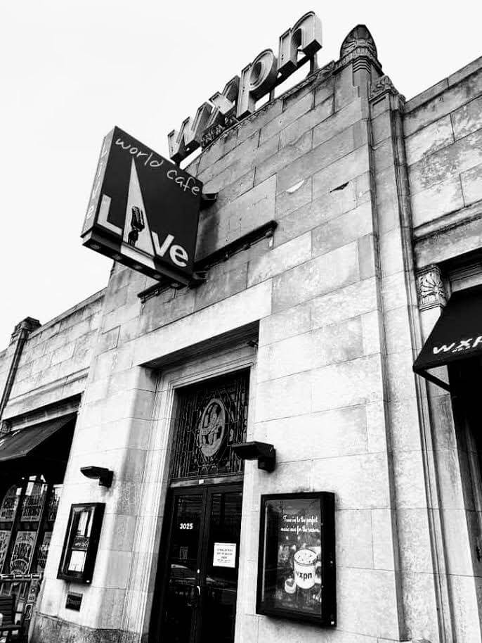 Our students play at some of the best venues in the area, including World Cafe Live in Philadelphia.