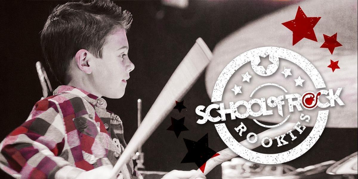 School of Rock Rookies For Ages 6-7