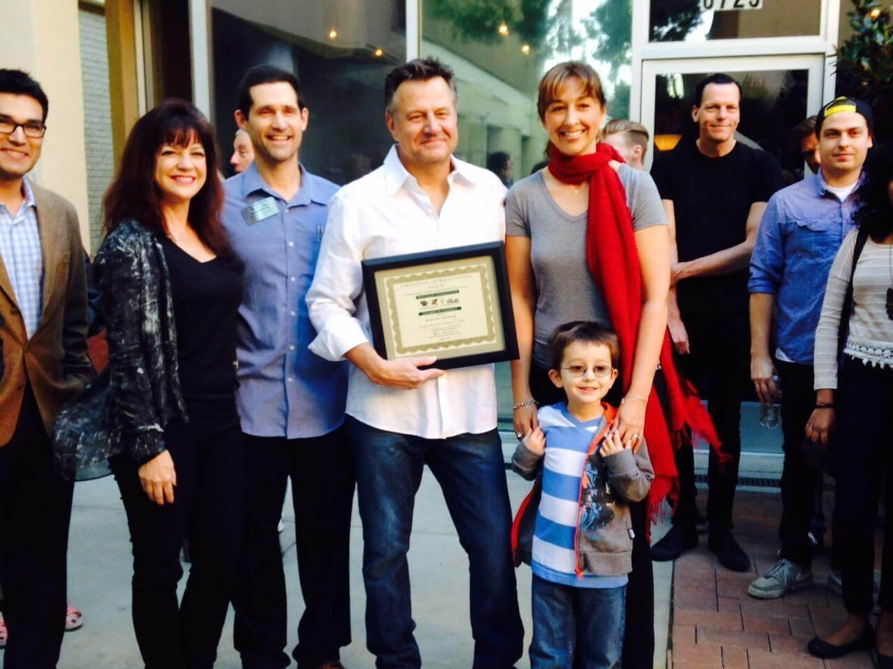 West Valley Chamber of Commerce Ribbon Cutting - MARCH 2015