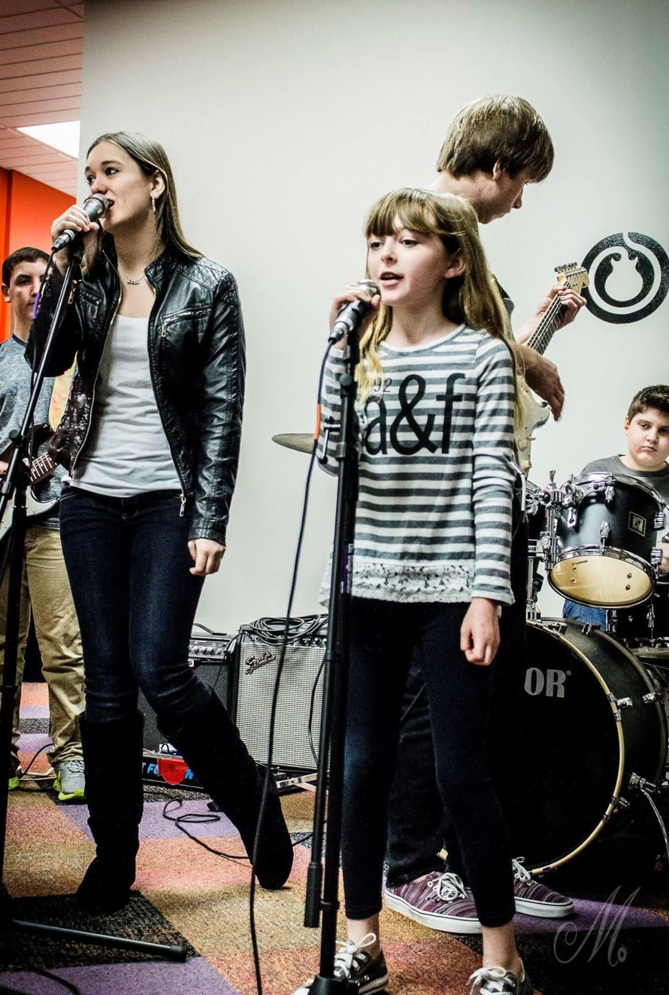 SOR Dublin performance program band