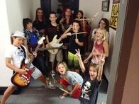 Summer Camp rocks at School of Rock!