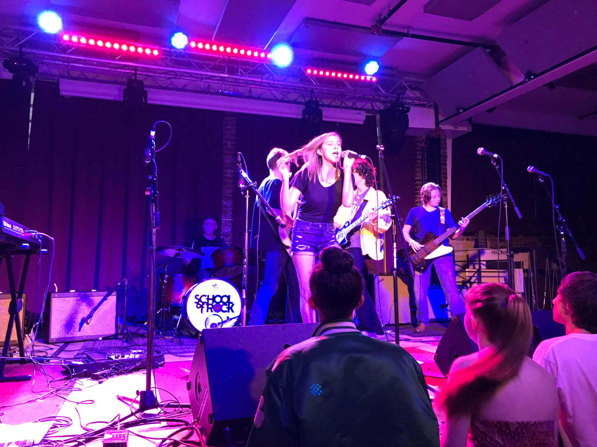Our House Band performs with the 2018 AllStars Tour at Sonia in Cambridge.