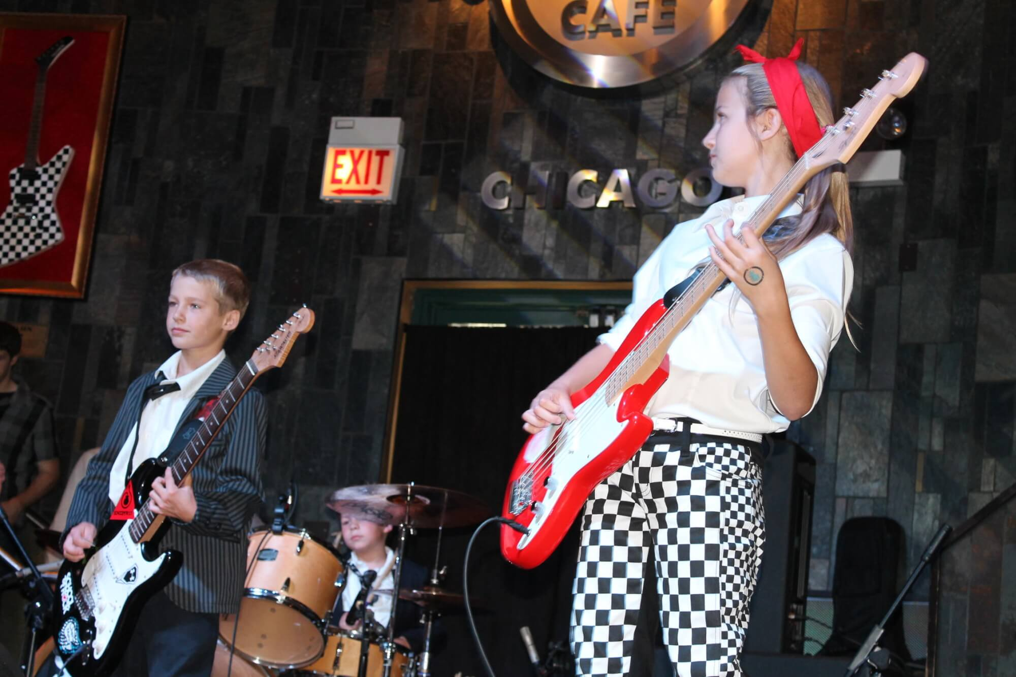 50's Show at Hard Rock Chicago
