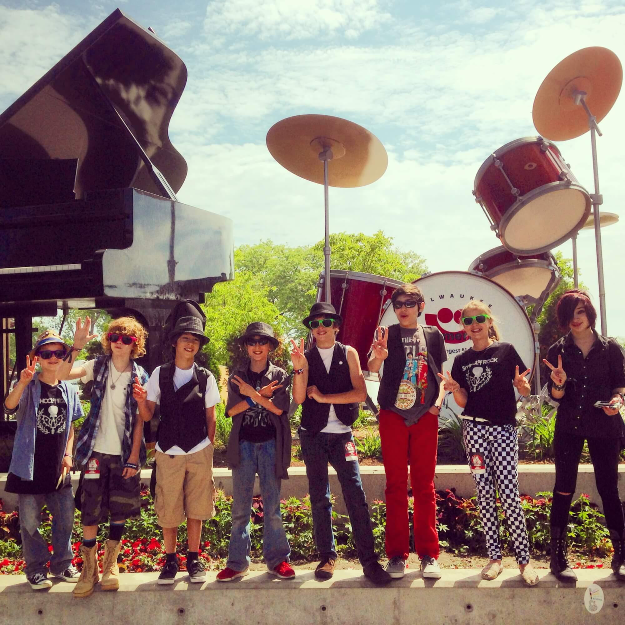 GEMBA, SOR Glen Ellyn Plays Summerfest 2014!