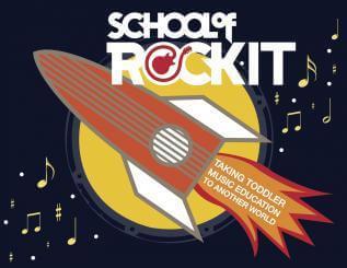 Join our Preschool Rockit Program!
